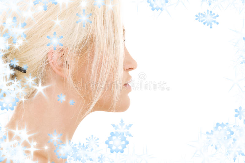 Sideview stock photography