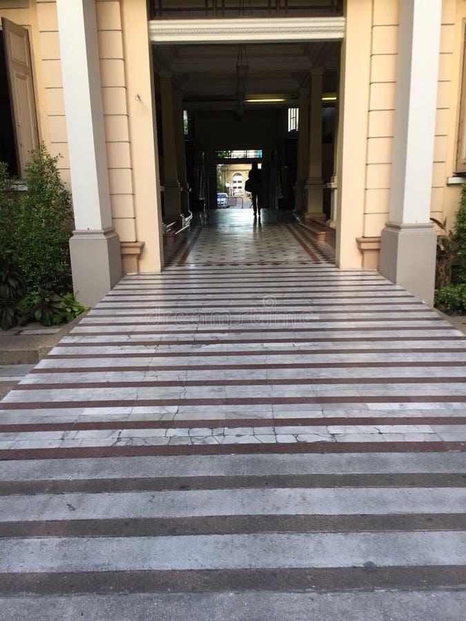 sidewalk royalty-vrije stock foto