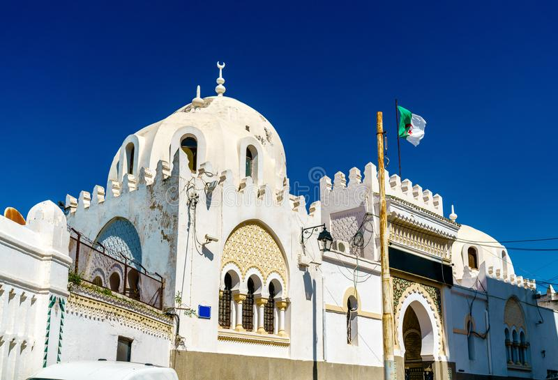 Sidi Abder Rahman Mosque al Casbah di Algeri, Algeria fotografie stock