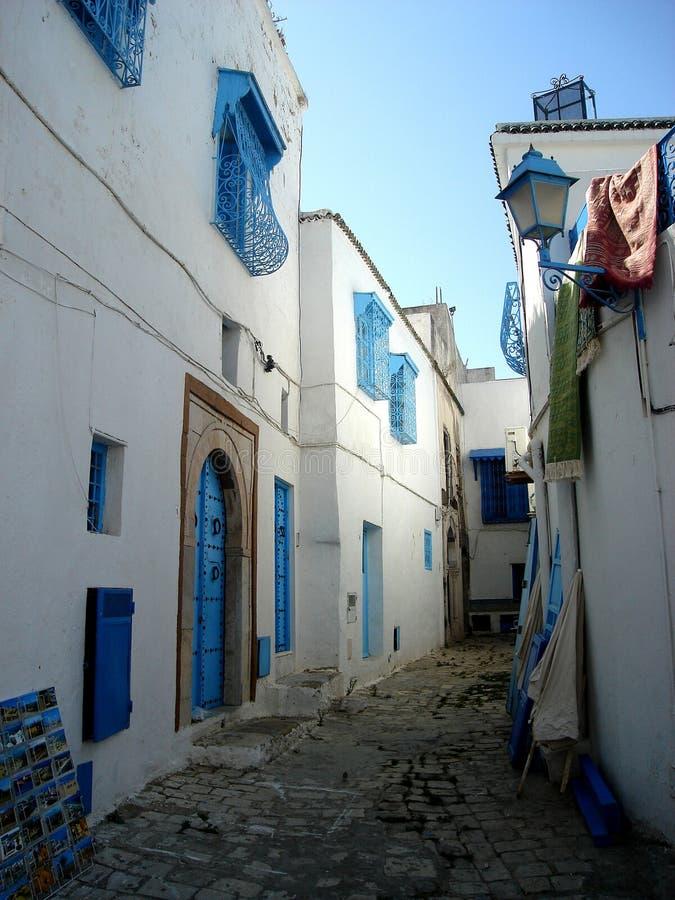 Sidi Bou dicho imagenes de archivo
