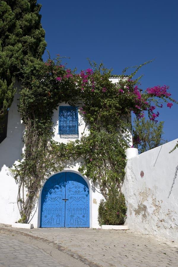 Sidi Bou dicho fotos de archivo libres de regalías