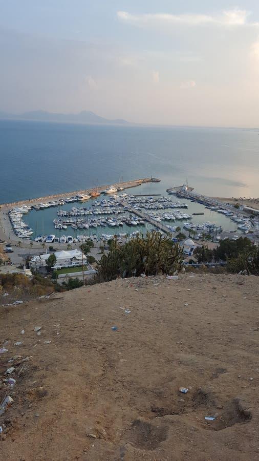 Sidi Bou Powiedział zdjęcia royalty free