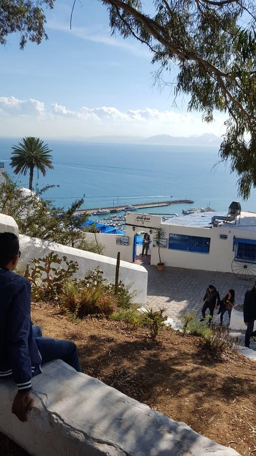 Sidi Bou Said photo libre de droits