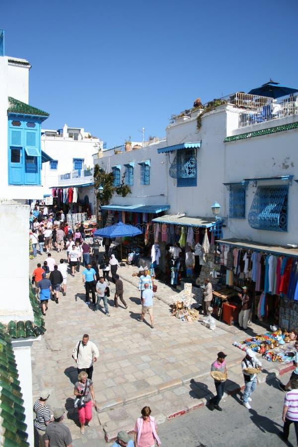 Free Sidi Bou Said, Tunisia Stock Photos - 25149483