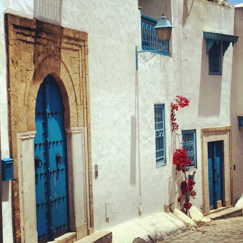 Sidi-Bu-dito foto de stock