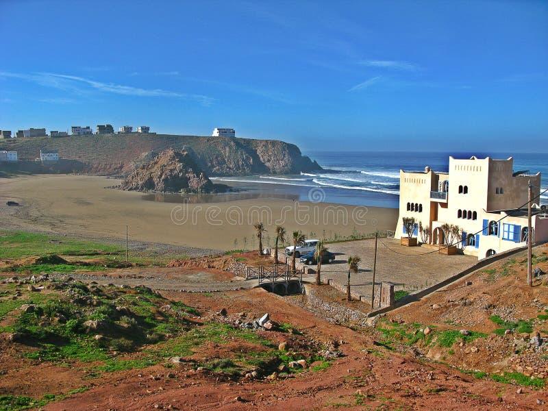 Sidi Ifni, Marrocos imagens de stock royalty free