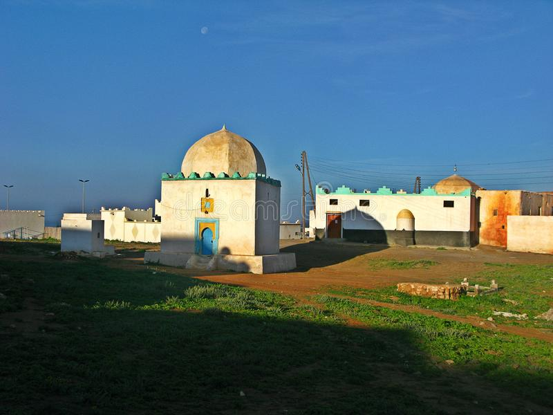 Sidi Ifni, Marrocos imagem de stock