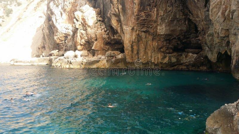Sidi Morouana, teso immagini stock