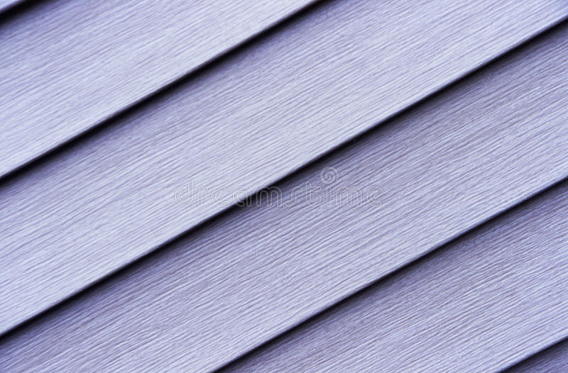 Siding pattern. Close up white siding pattern stock photo