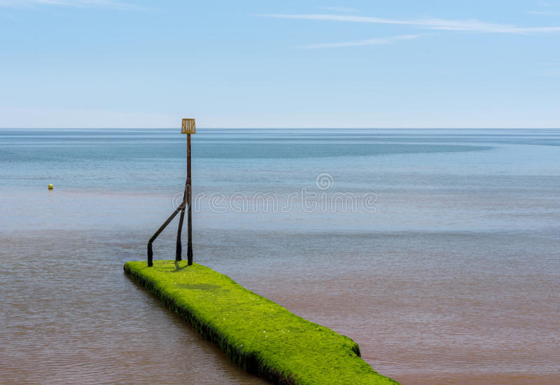 Sidmouth photo stock