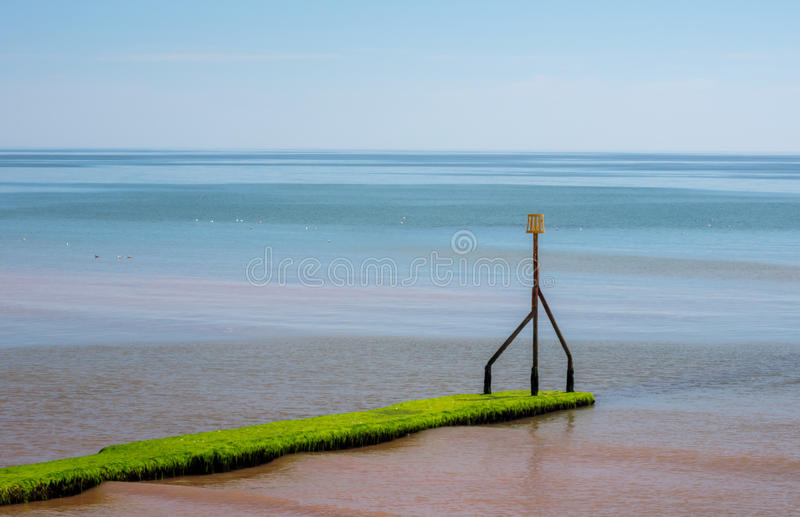 Sidmouth imagens de stock royalty free
