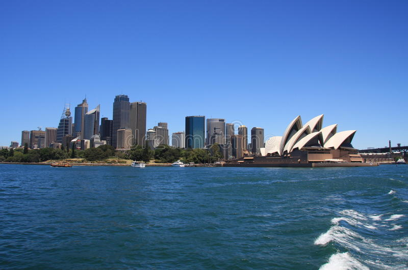 Sidney Australien royaltyfri fotografi