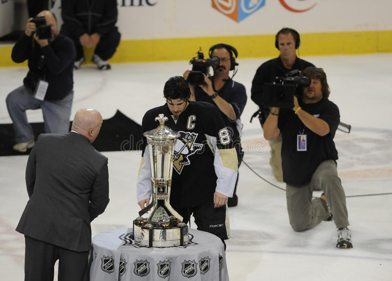 Sidney Crosby stockfotos