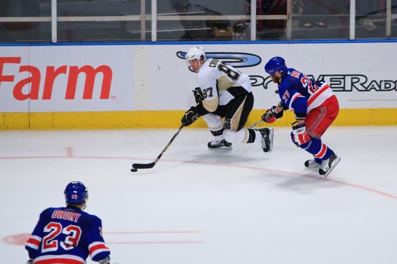 Sidney Crosby lizenzfreie stockbilder