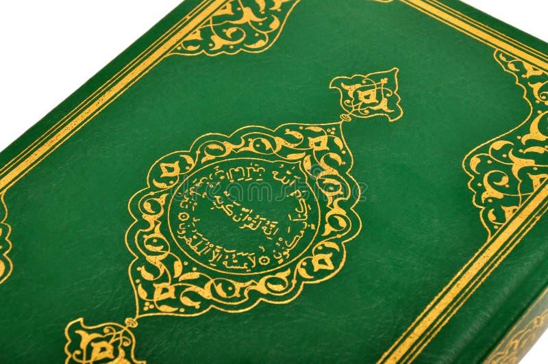 Sidor från Quran royaltyfria bilder