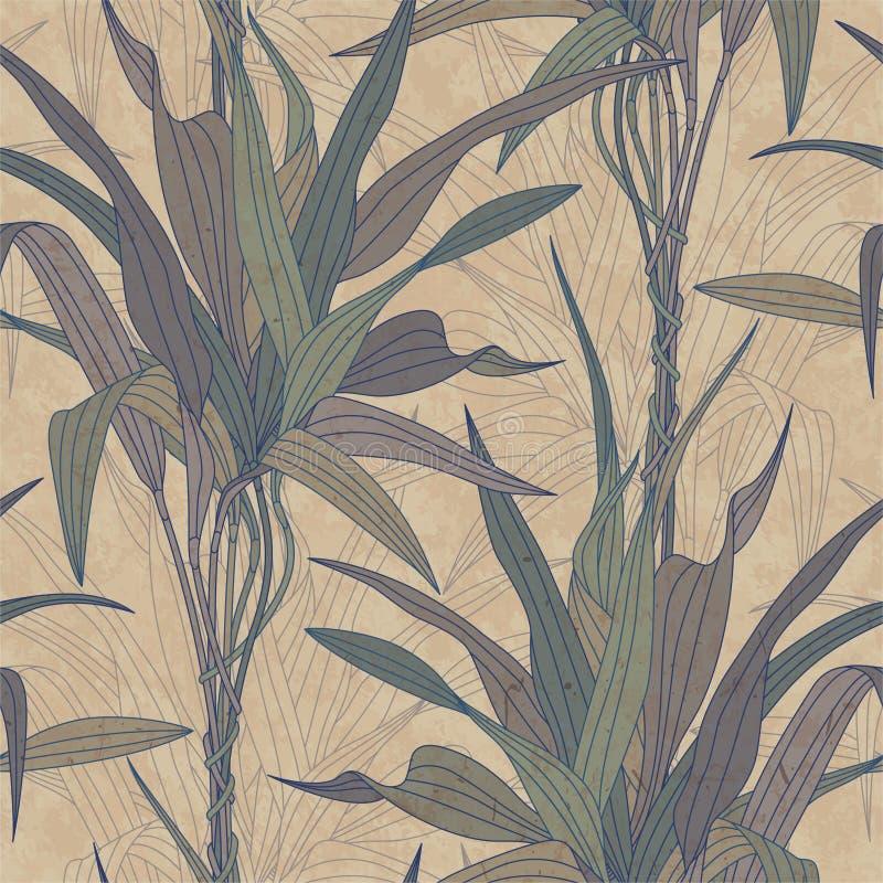 Sidor på en gammal pappers- bakgrund vektor illustrationer