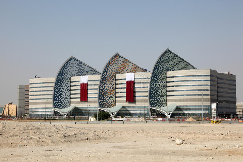 Sidra Medical Research Centre in Doha