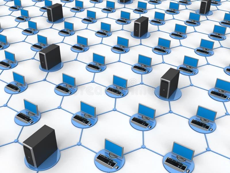 sieć komputerowa