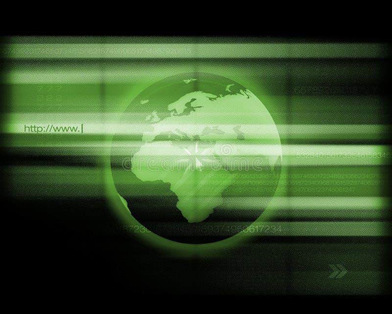 sieć szeroki świat ilustracja wektor