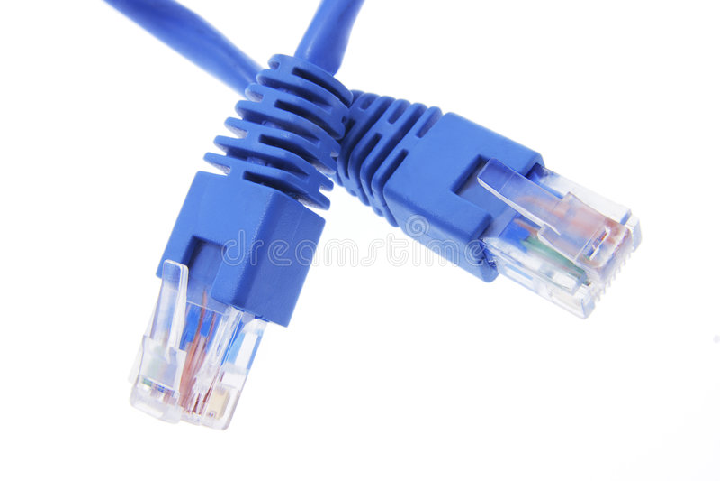 sieć tv kablowej fotografia stock