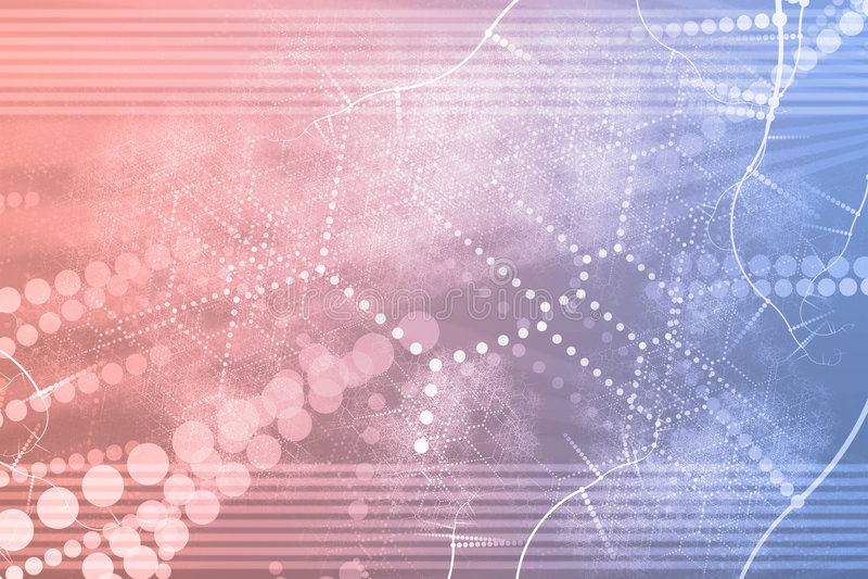 sieci abstrakcjonistyczna przemysłowa technologia royalty ilustracja