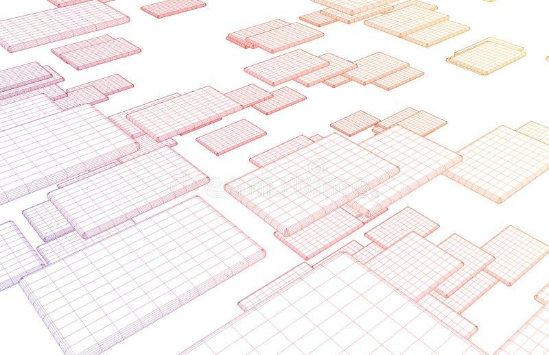 Sieci analityka ilustracji