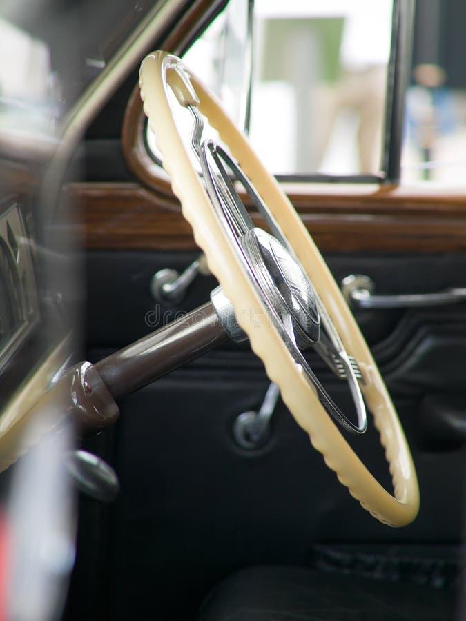 siedzenie kierowcy zdjęcia royalty free