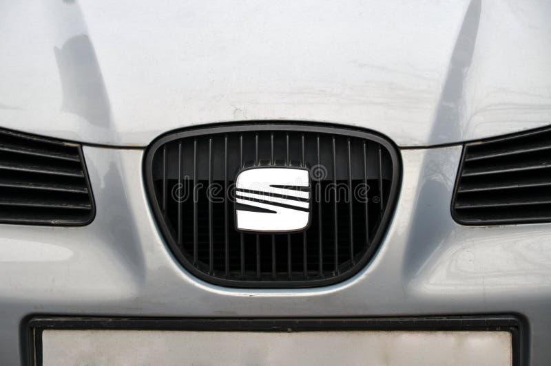 siedzenie symbol zdjęcia royalty free