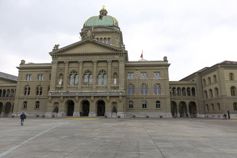 Siedzenie Szwajcarski Federacyjny zgromadzenie obrazy stock