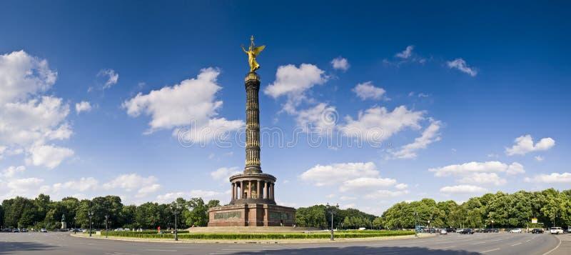 Siegessaule Berlin royaltyfri foto