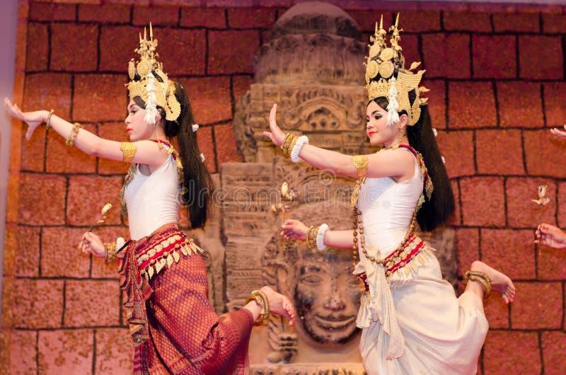 Siem Reap UNESCO-Erbe stockbild