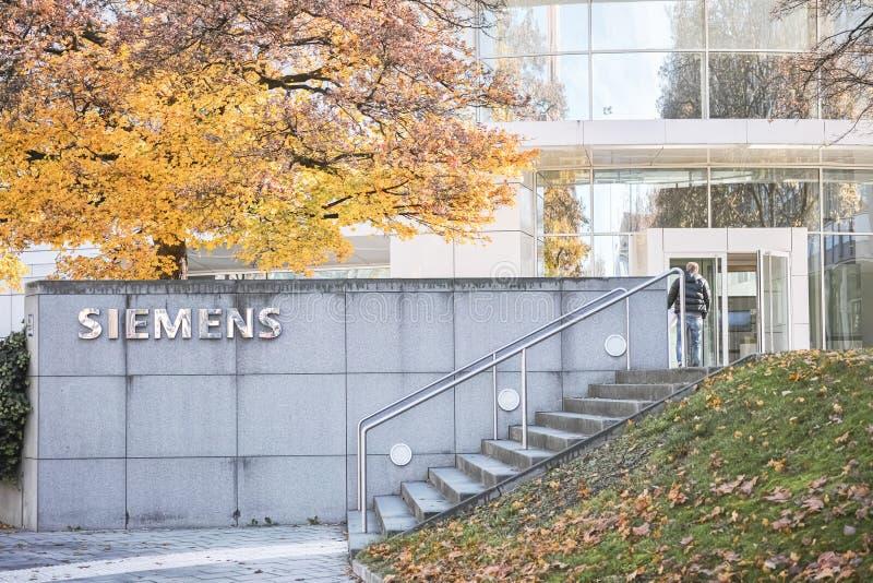 Siemens munich fotografia de stock royalty free