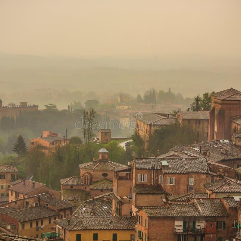 Siena stockbilder