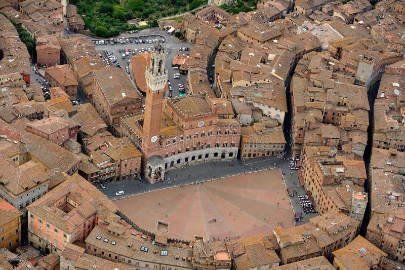 Siena fotografering för bildbyråer