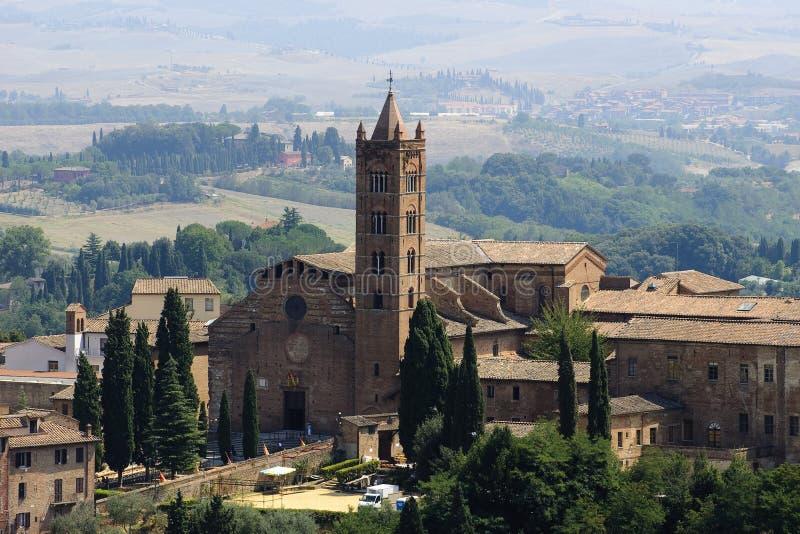 Siena fotografía de archivo libre de regalías