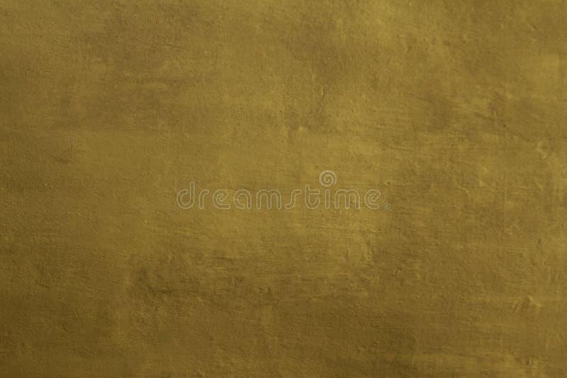 Siena Hearth barwił stiuk ścianę zamykającą w górę tekstury zdjęcia stock