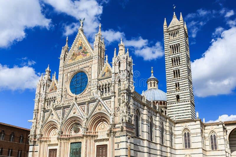 Siena, Italia fotos de archivo libres de regalías