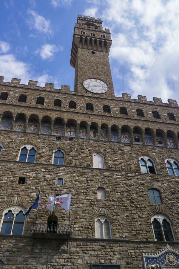 SIENA, ITALIA - 7 SETTEMBRE 2016 Square Piazza del Campo con la m. fotografia stock libera da diritti