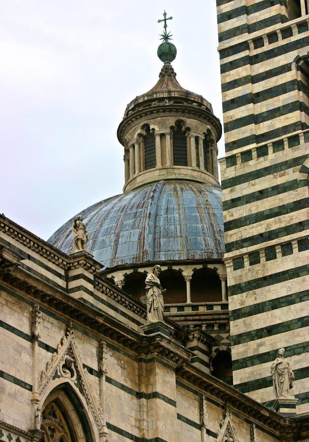 Siena, italy imagem de stock royalty free