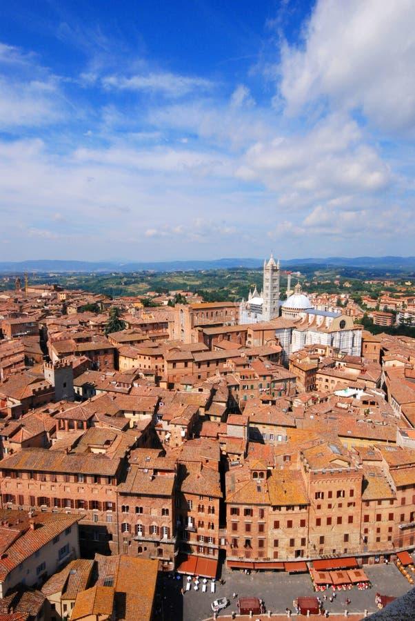 Siena, Italy stock photo