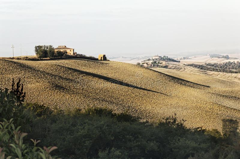 Siena Landscape royalty free stock photos