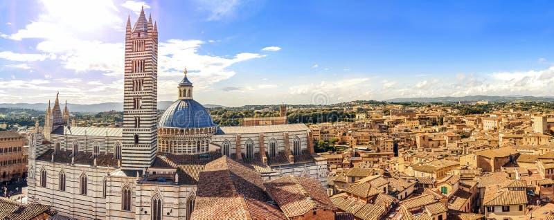 Siena, Toscana, Italia fotografía de archivo