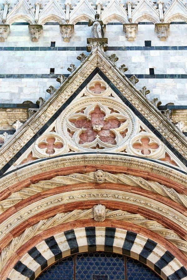 Siena, Toscana, Italia fotografie stock