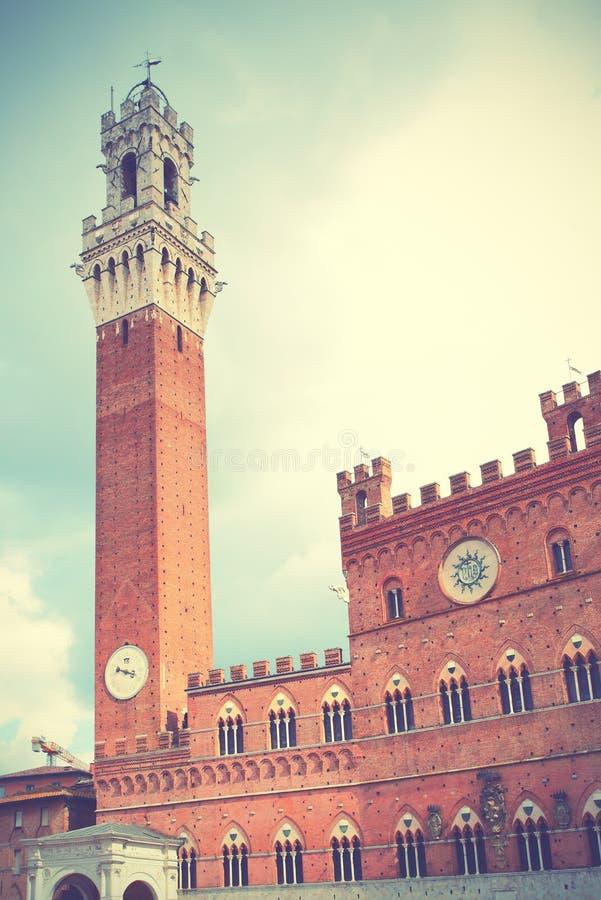 Siena royalty free stock photos