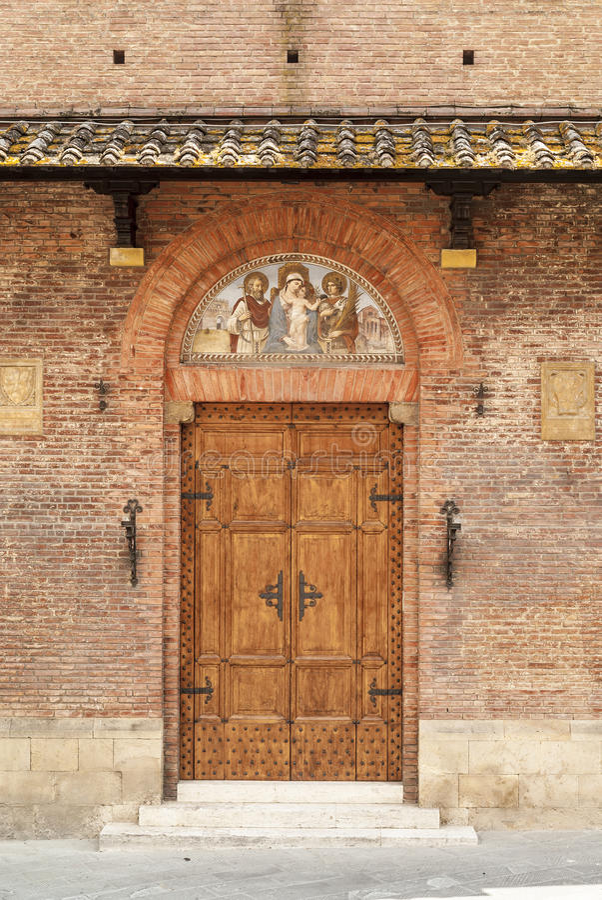 Siena (Tuscany, Italy) Stock Photography