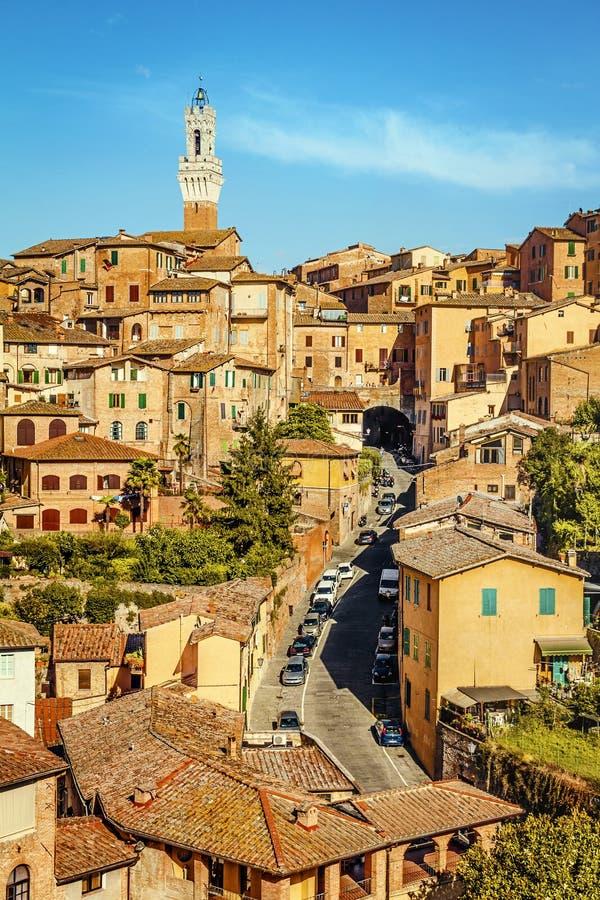 Siena, Tuscany, Italy stock image