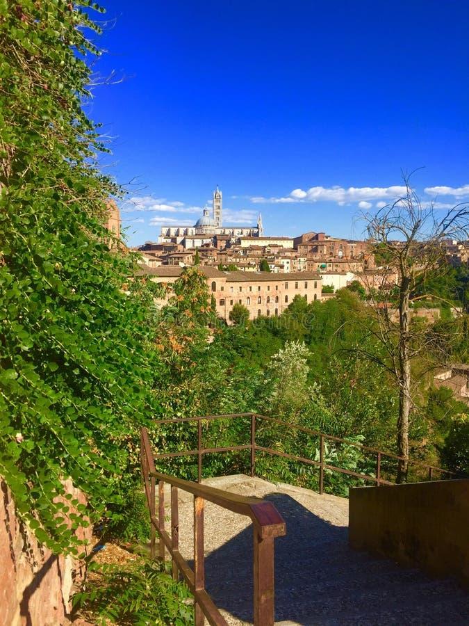 Sienna Italy fotografia de stock