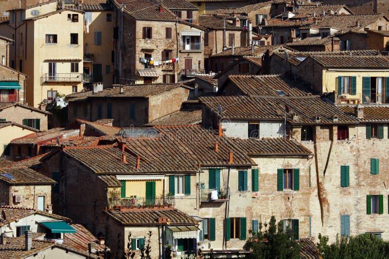 Sienna, Italy imagens de stock