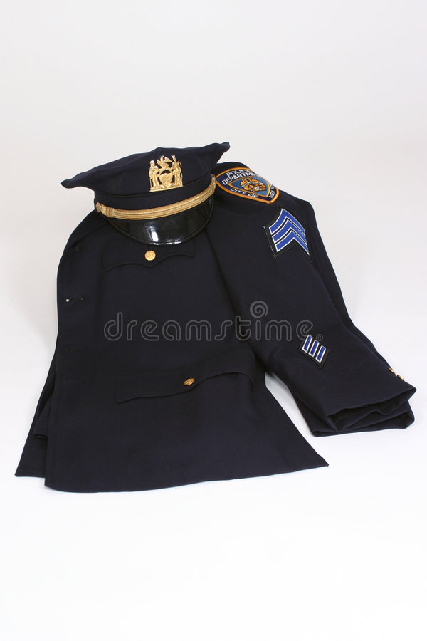 sierżant policji obrazy stock