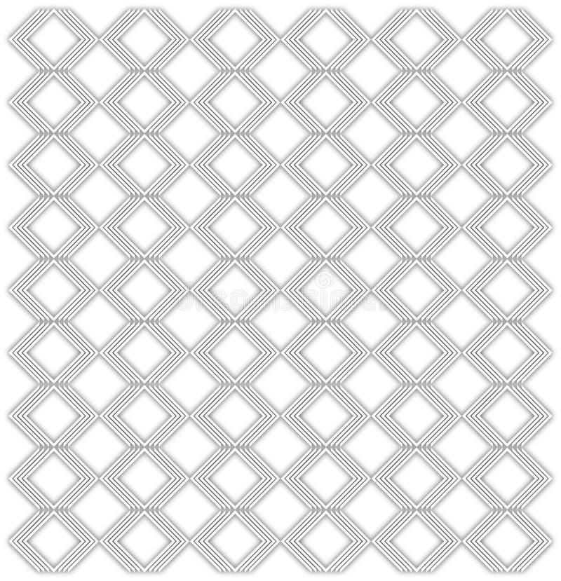 Sier patroon vector illustratie